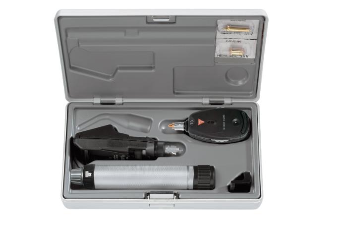 HEINE Beta 200S Ophthalmoskop & Beta 200 Skiaskop 3,5V XHL oder LED Set