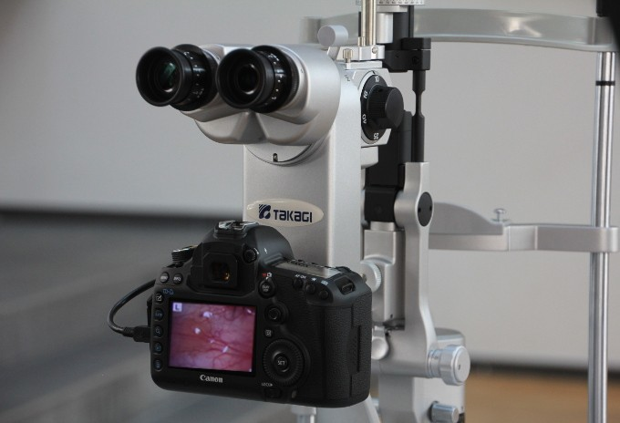 Takagi 700GL LED Foto-Spaltlampe - Paketangebot