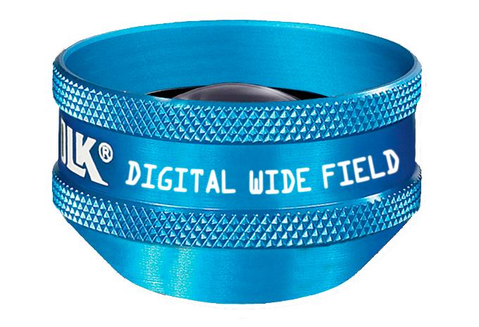 Volk Digital Wide Field Lupe - freie Farbwahl / individuelle Gravur möglich