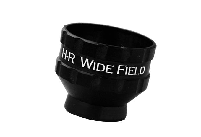 Volk H-R Wide Field (Panfunduskop) - schwarz/ individuelle Gravur möglich