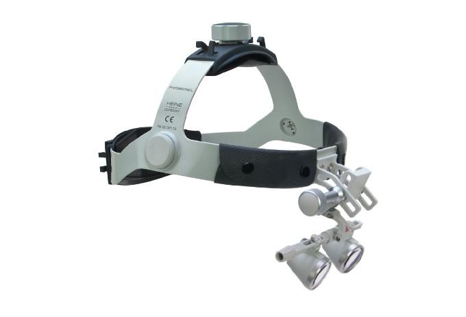 Heine HR Lupenbrille 2,5x /340 Kopfband Professional L