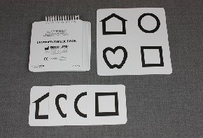 LEA - Test D3-Buch mit mehreren Symbolen Nr. 250700