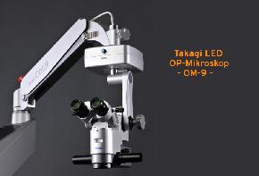 Takagi OP Mikroskop OM-9