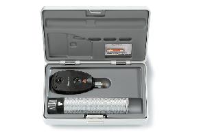 HEINE BETA 200 Set mit Ladegriff, 3,5V Ladebatterie und Ersatzlampe