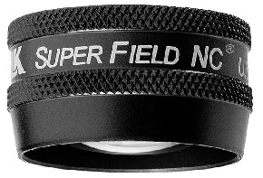 Volk Super Field NC - schwarz / ohne Gravur