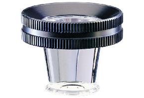 Volk Centralis Direct Kontaktglas - schwarz/ individuelle Gravur möglich