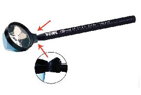 Volk G-4 Gonioskop - individuelle Gravur/ Flange & Ringgröße wählbar