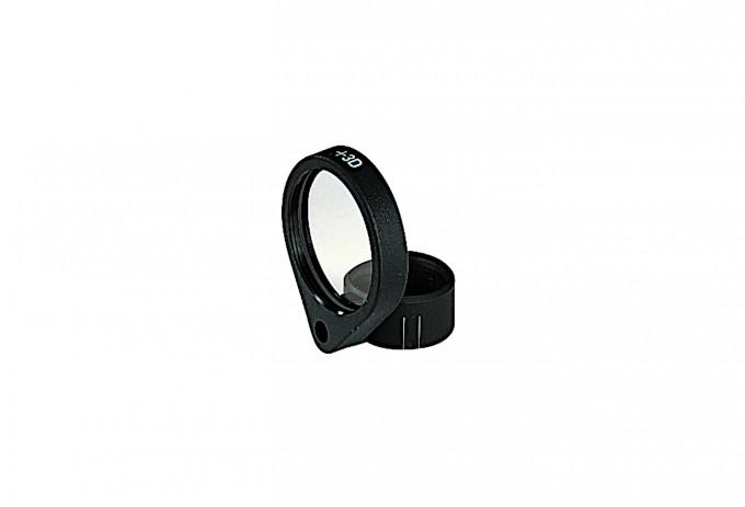 HEINE +3D Lupenaufsatz, einzeln, für ind. Hand-Ophthalmoskop