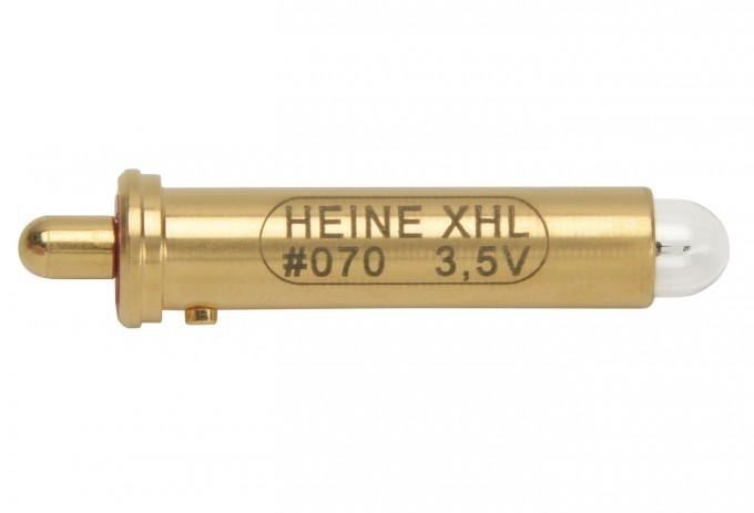 Heine Ersatzlampe XHL Xenon Halogen 3,5V für BETA 200  / 200S Ophthalmoskop
