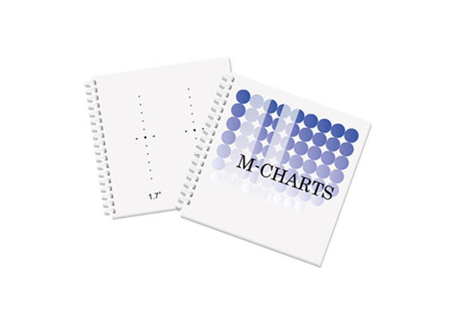 Inami M-CHarts zur Bestimmung von Metamorphopsien