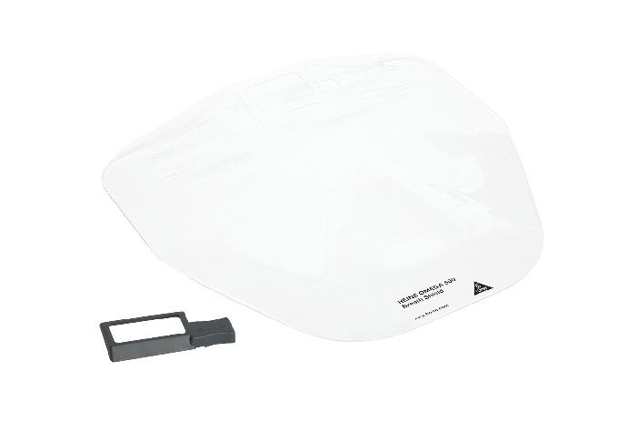 HEINE OMEGA 500 Breath Shield