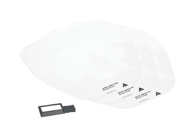 HEINE OMEGA 500 Breath Shield - 3 Shield