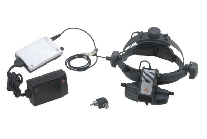 HEINE Omega 500 Kopfophthalmoskop KIT 3