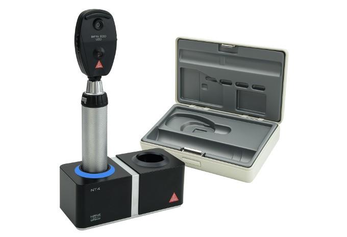 Heine Beta 200S Ophthalmoskop 3,5V/LED Diagnostik Set