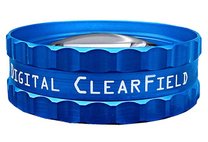 Volk Digital Clear Field BIO Lupe - freie Farbwahl / individuelle Gravur möglich