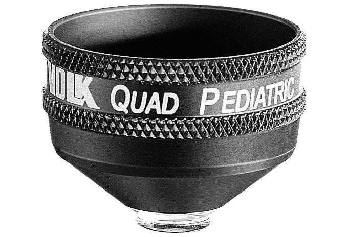 Volk Kontaktglas Quad Pediatric - individuelle Gravur möglich