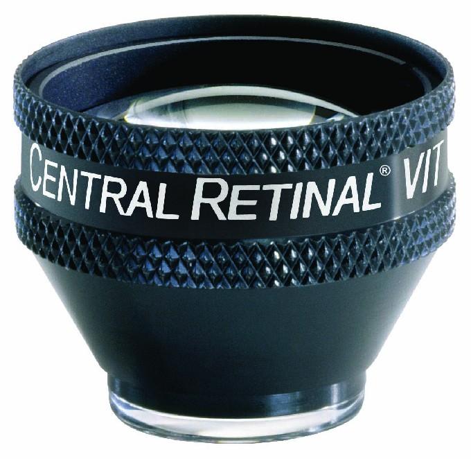 Volk ind. vitreo Kontaktglas Central Retinal Standard oder SSV