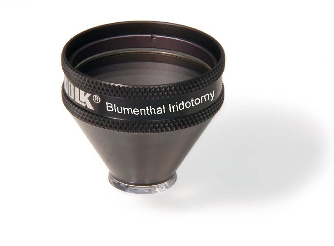 Volk Blumenthal Iridotomy Lupe – schwarz/ individuelle Gravur möglich