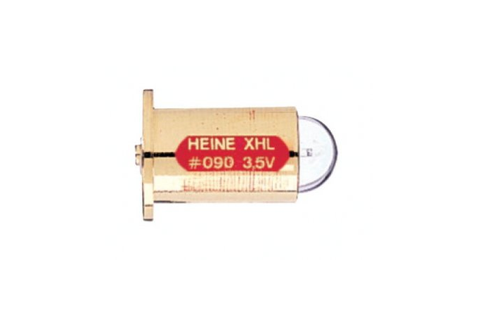 Heine XHL Ersatzlampe 3,5V für Beta 200 Fleck-Skiaskop