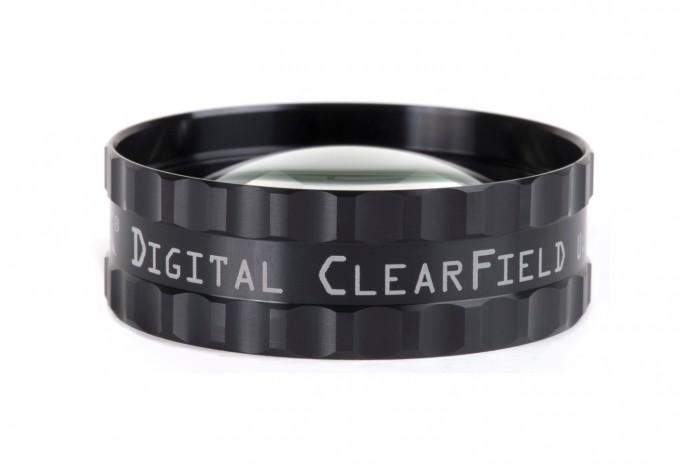 Volk Digital Clear Field BIO Lupe - schwarz / ohne Gravur - Einzelstück