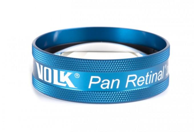 Volk Pan Retinal 2.2 - blau / ohne Gravur - Einzelstück