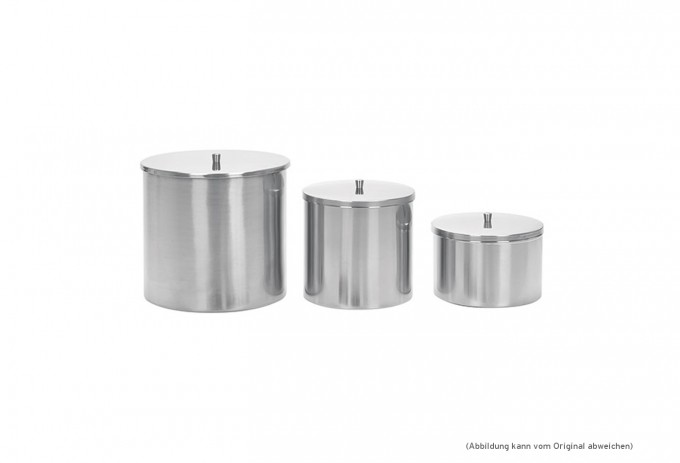 Watte- und Tupferbehälter, 7cm Ø x 4cm