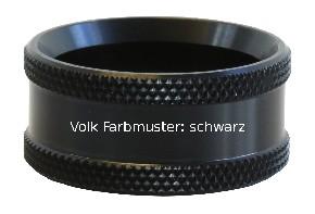 Volk SLT Gonio Kontaktglas - schwarz/ indidviduelle Gravur möglich