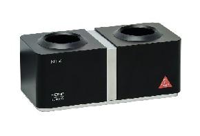 Heine BETA 200 Skiaskop Set mit BETA 4 Ladegriff/Ladestation